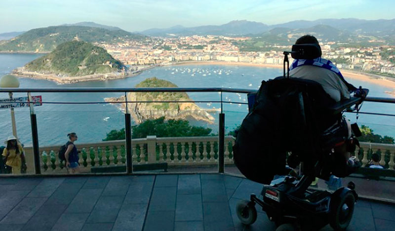 panoramic views donosti